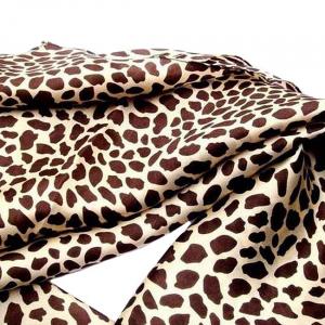 Esarfa din matase Leopard1