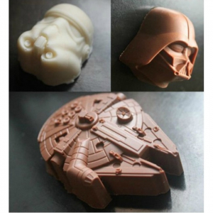Forma gheata – Star Wars 3