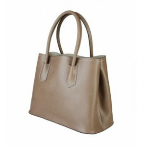 Geanta din piele Made in Italy Brown0
