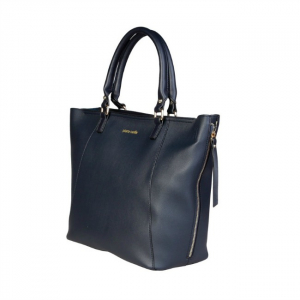 Geanta Pierre Cardin Shopper Blue1