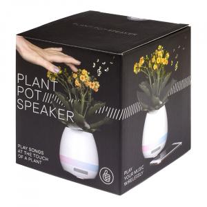 Ghiveci cu speaker incorporat7