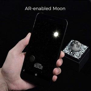 Glob 3D Luna - realitate augmentata3