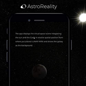 Glob 3D Luna - realitate augmentata1