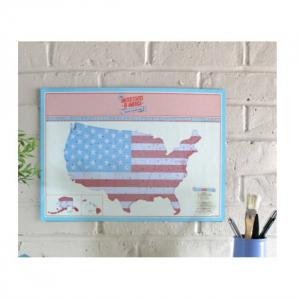 Harta de razuit - America2