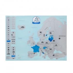 Harta de razuit – Europa3