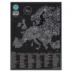 Harta de razuit Gourmet4