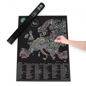 Harta de razuit Gourmet1