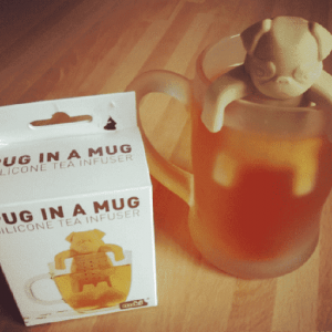 Infuzor ceai Pug in a mug [2]
