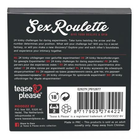Ruleta Tease & Please2