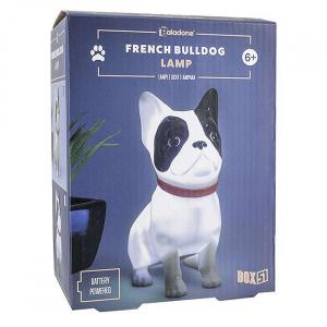 Lampa Bulldog Francez1