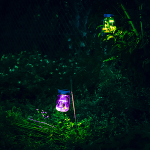 Lampi solare Fairy Jars2