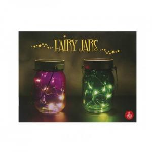 Lampi solare Fairy Jars1