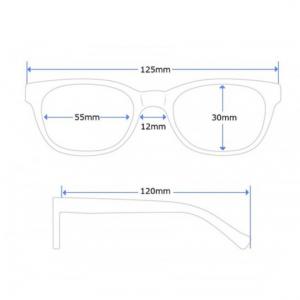 Ochelari de soare pentru copii –  Mauve1
