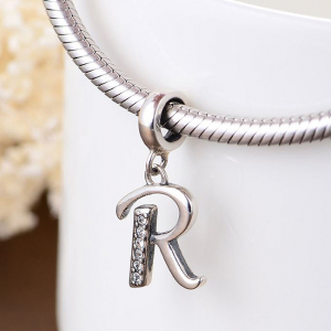 Pandantiv argint Litera R3