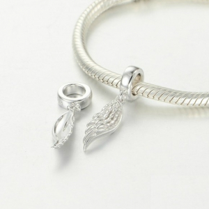 Pandantiv Aripa din argint1