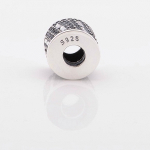 Pandantiv cristale negre din argint [3]