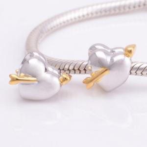 Pandantiv Cupid's Heart din argint1
