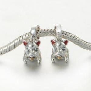Pandantiv Cute Dog din argint [1]