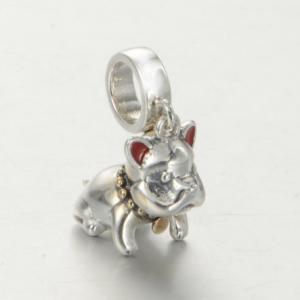 Pandantiv Cute Dog din argint [2]