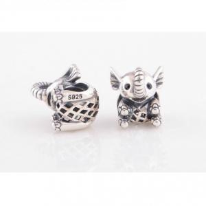 Pandantiv Elefant din argint [5]