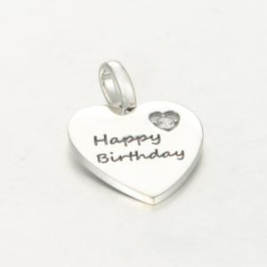 Pandantiv Happy Birthday din argint1