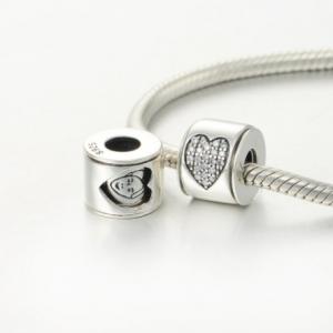 Pandantiv Inima din argint2