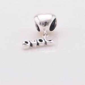 Pandantiv Love argint1