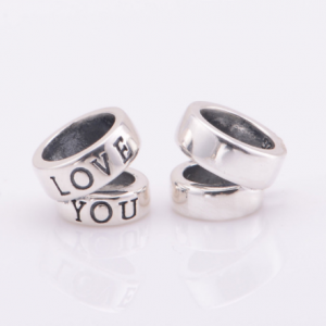 Pandantiv Love You argint1