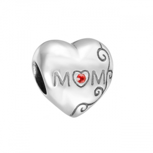 Pandantiv Mom Love din argint0