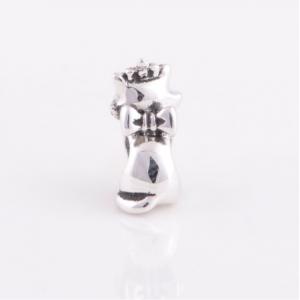 Pandantiv Pisica Aristocrata din argint1
