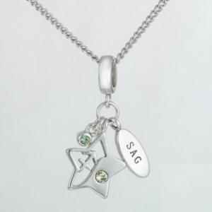 Pandantiv Sagetator argint1