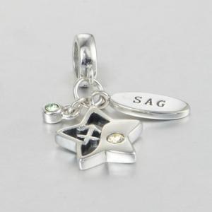 Pandantiv Sagetator argint2