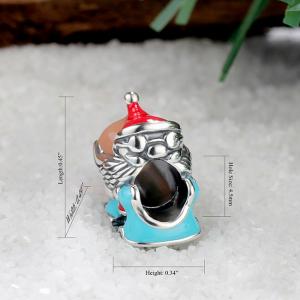 Pandantiv Santa din argint [1]