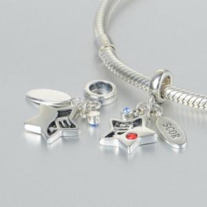 Pandantiv Scorpion argint [2]
