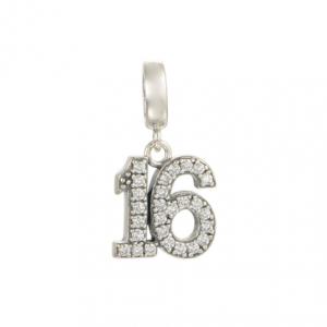 Pandantiv Sweet 16 din argint0