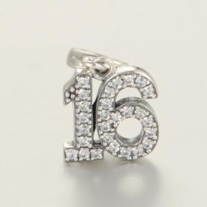 Pandantiv Sweet 16 din argint2