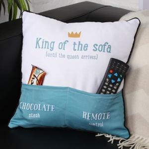 Perna decorativa King of the sofa1