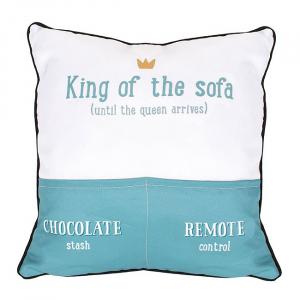 Perna decorativa King of the sofa0