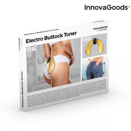 Plasture Electrostimulator pentru Fesieri si Zona Cervicala10