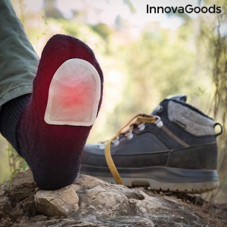 Pachet 10 plasturi pentru încălzirea picioarelor0