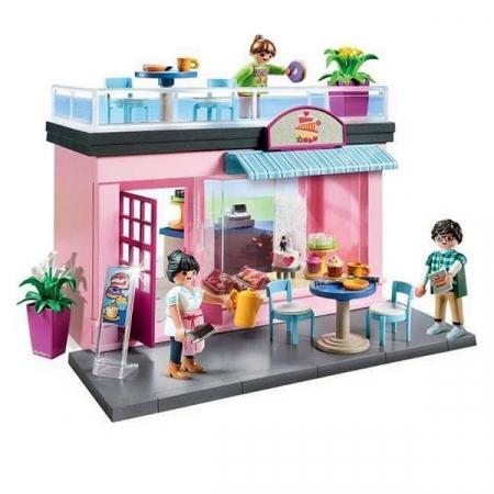 Playmobil Coffee Shop 108 piese 4+1