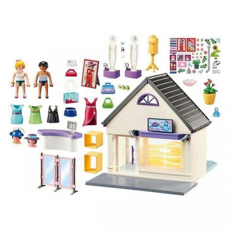 Playmobil My Fashion Store 100 piese 4+1