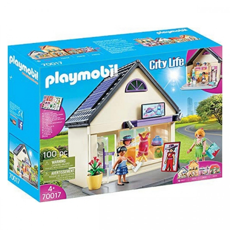 Playmobil My Fashion Store 100 piese 4+0