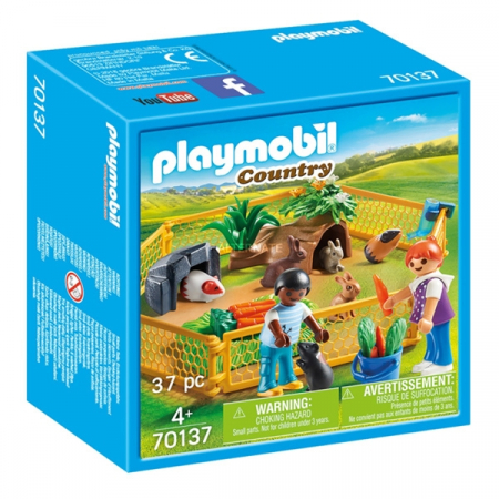Playmobil Country Farm 37 piese 4+ [0]