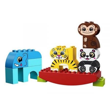 Lego Duplo Animals 11 piese 18 luni+1