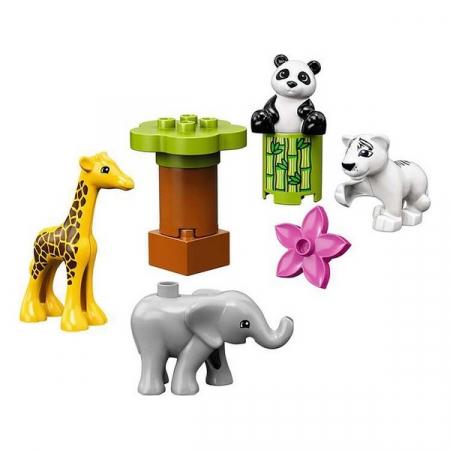 Lego Duplo Zoo Animals 2+2