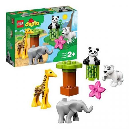 Lego Duplo Zoo Animals 2+0