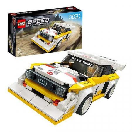 Playset Lego Audi Sport Quatro 7+1
