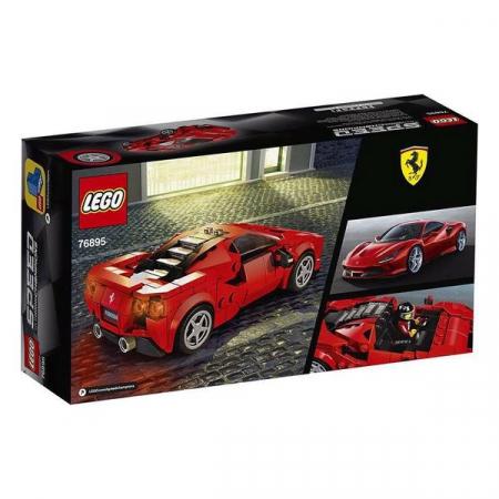 Playset Lego Ferrari F8 7+ [3]