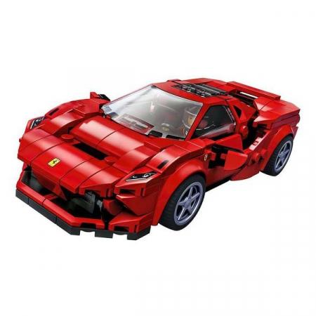 Playset Lego Ferrari F8 7+ [2]